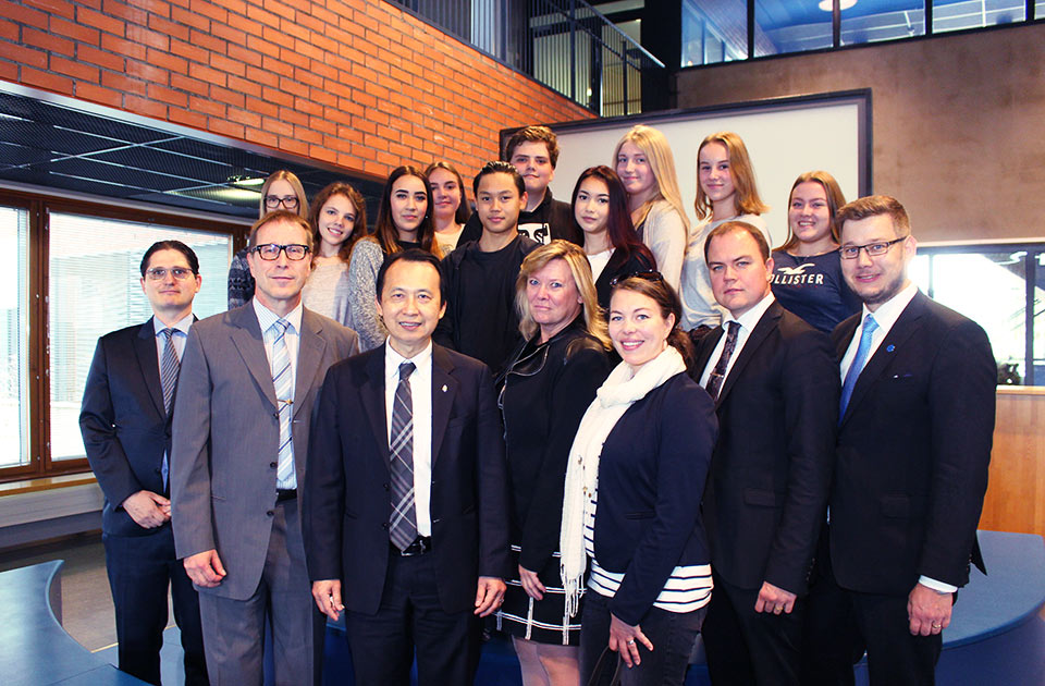 Finland – Thailand Partnership in Education